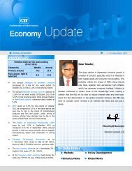 Economy Update 7-13 Nov 2011 - CII