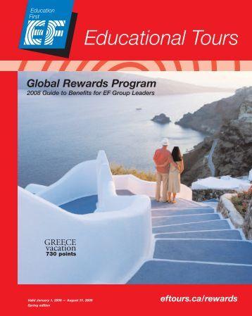 Global Rewards Program Global Rewards Program