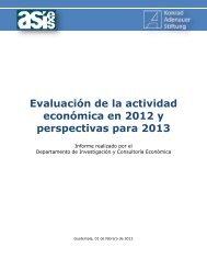 Evaluación de la Actividad Económica - Asociación de Investigación ...