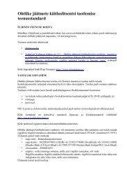 Ohtlike jäätmete käitluslitsentsi taotlemise ... - Keskkonnaamet