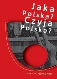 PDF 1,8 MB - Fundacja im. Stefana Batorego