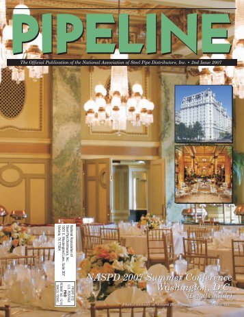2nd Issue 2007 - NASPD
