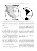 Hydrological variability in southeastern Patagonia and ... - PASADO - Page 3