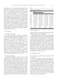 Hydrological variability in southeastern Patagonia and ... - PASADO - Page 7
