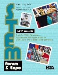 NSTA 2012 STEM Forum & Expo