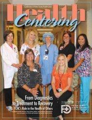 Fall, 2013 - Fulton County Health Center