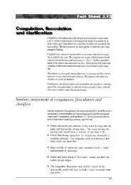Coagulation, flocculation and clarification pdf, 205kb