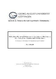 Institut für Numerische und Angewandte Mathematik