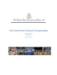 The United States National Championships