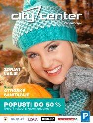 Oktober 2012 - Citycenter Celje