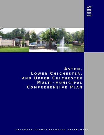 Aston, U. Chichester, and L. Chichester Multi ... - E-Library
