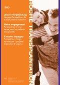Download - Swisstransplant - Page 2