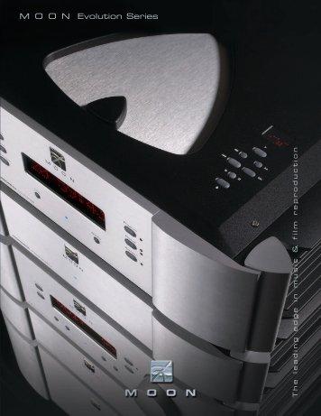 Literature - Simaudio Ltd.
