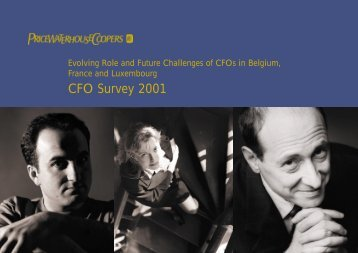 Evolving Role and Future Challenges of CFOs in ... - Attitudeweb