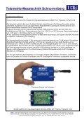 CT2-Mini - TMS · Telemetrie-Messtechnik Schnorrenberg - Page 2