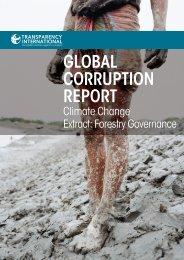 Global Corruption Report: Climate Change - The REDD Desk