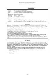 Job Description Job Title: Part-Time Teacher of Business Studies ...