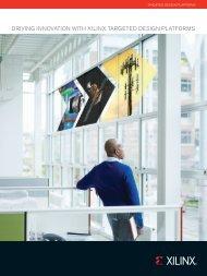 Targeted Design Platform Brochure - Xilinx