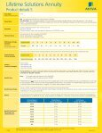 MultiChoice Lifetime Solutions Annuity now ... - ECA Marketing - Page 2