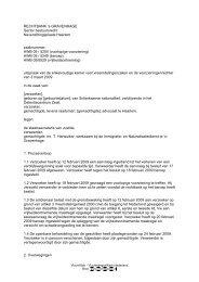 AWB 09 / 5250 (voorlopige voorziening) - European Database of ...
