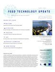 FEED TECHNOLOGY UPDATE - AquaFeed.com - Page 3