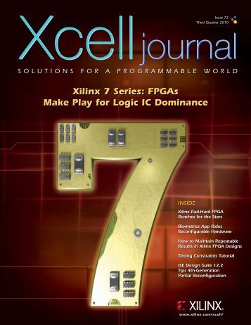 Xcell Journal Issue 72 - Xilinx