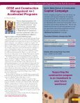 2009 SSEBE Annual Report - School of Sustainable Engineering ... - Page 7