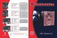 MoleSource Brochure - Mole-Richardson