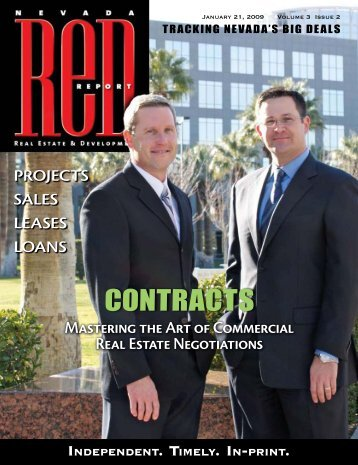 Mastering the Art of Commercial Real Estate ... - Holland & Hart