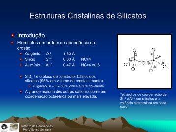 Silicatos I-II-III 2..