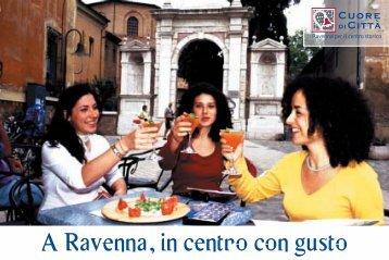 cartolina con gusto - Ravenna