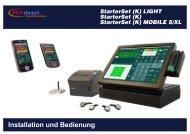 StarterSet K Installations- und Bedienungsanleitung