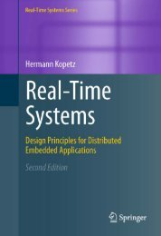 Real-Time Systems: Design Principles for Distributed ... - VoWi