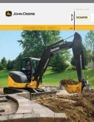 60D Compact Excavator - West Side Tractor Sales
