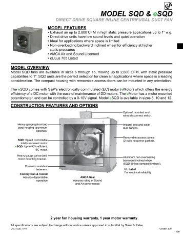 SQD Catalog Pages - Soler & Palau Canada
