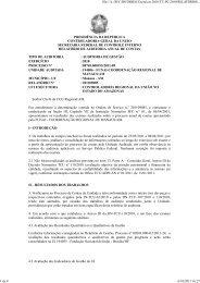 Relatório de Gestão - Manaus/AM - Funai