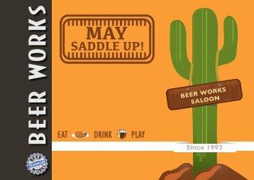 Complete Menu - Beer Works