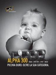 Alpha 300 - Clay Paky