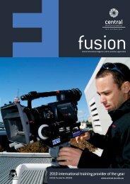 Fusion International Student Magazine August 2011 - Central TAFE