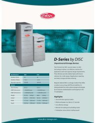 D-Seriesby DISC - Unylogix Technologies Inc.