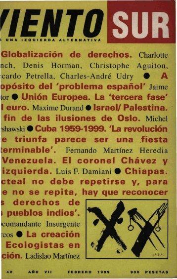Globalización de derechos. Charlotte opósito del ... - Viento Sur