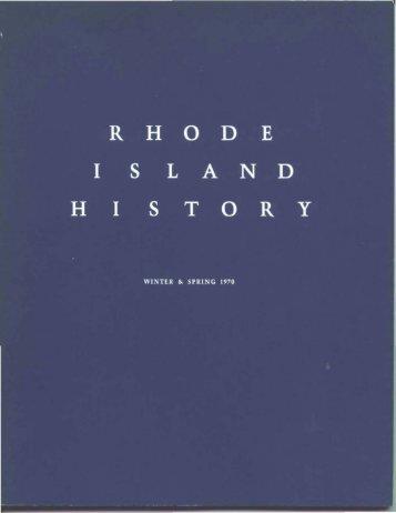 11 - Rhode Island Historical Society