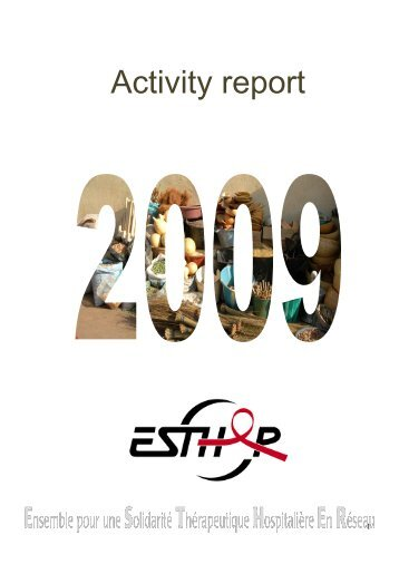 Activity report 2009 - Esther