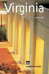 Kraus, Magill, Rutherglen - University of Virginia School of Law