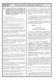 Les procédures d'obtention des autorisations de construction