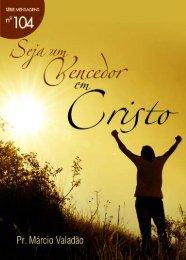 Seja um Vencedor em Cristo - Lagoinha.com