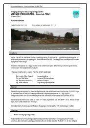 Planbeskrivelse - Arendal kommune