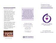 Cornelia de Lang Syndrome Found Cornelia de Lange ... - CdLS
