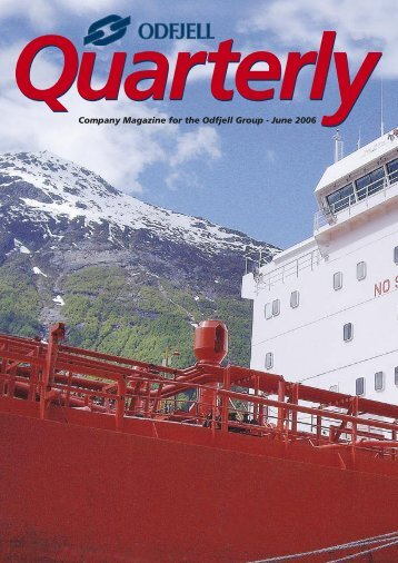 Quarterly June 2006 - Odfjell