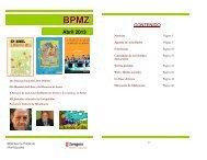 BPMZ ABRIL 2013 - Ayuntamiento de Zaragoza